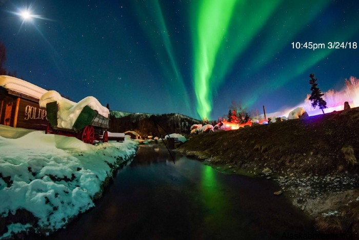 Fairbanks Alaska Northern Lights Tours.